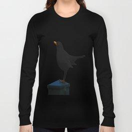 Blackbird Vector Long Sleeve T-shirt
