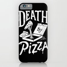 Death by Pizza Slim Case iPhone 6s
