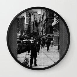 Joy Luck Wall Clock
