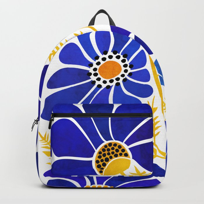 The Happiest Flowers Backpack