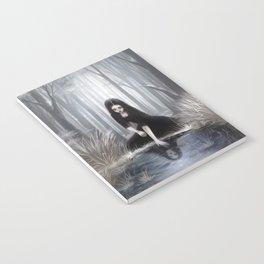 Ice mirror Notebook