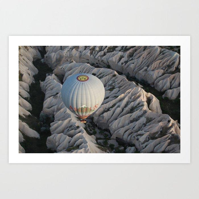 I love Cappadocia! Art Print