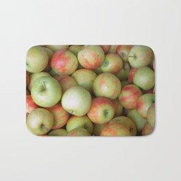 Jonagold Apples Bath Mat