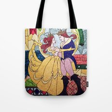 Beauty and the Beast Tote Bag