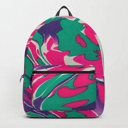 Cotton Candy Swirls Backpack