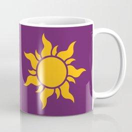 Tangled Rapunzel Sun Logo - Corona Symbol Coffee Mug