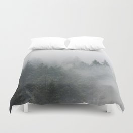 Long Days Ahead - Nature Photography Duvet Cover