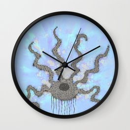 Apparition of a Drunk Wall Clock