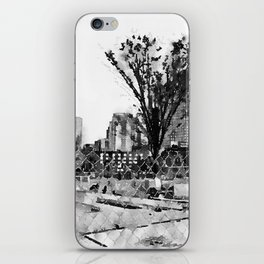 City Life iPhone Skin