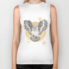 Owl Be Back Biker Tank