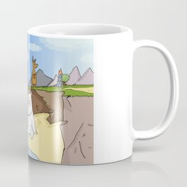 The Moomins Coffee Mug