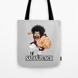 Mr. Satan Tote Bag