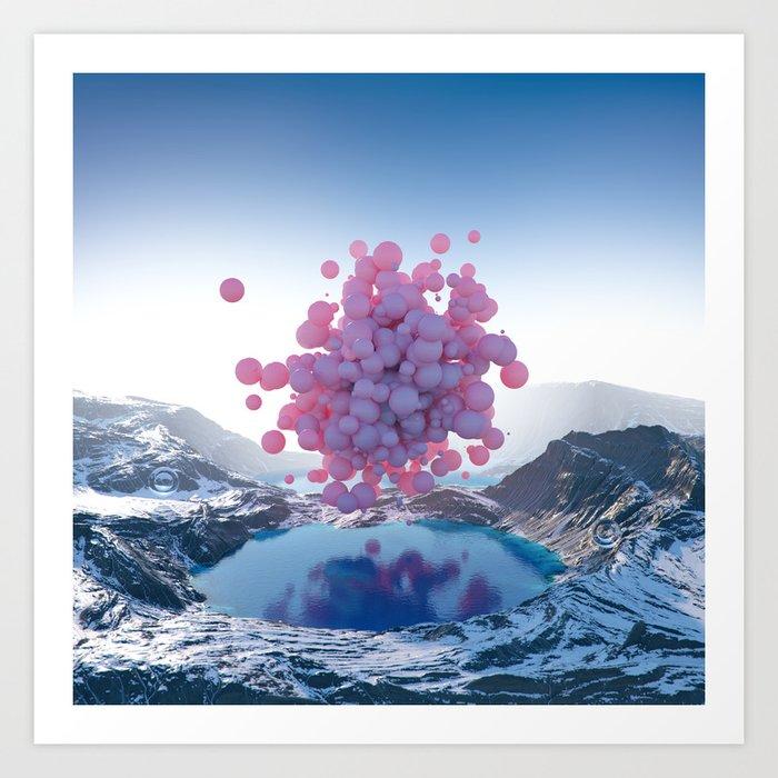Balloons Kunstdrucke
