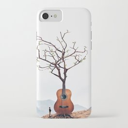 Guitar Tree iPhone Case