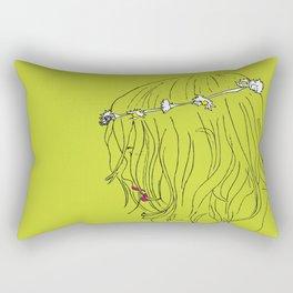 Robyn Flowerchild Rectangular Pillow