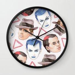 Gary Numan Wall Clock
