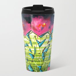 Delicate situation Kane graffiti lettering piece Travel Mug