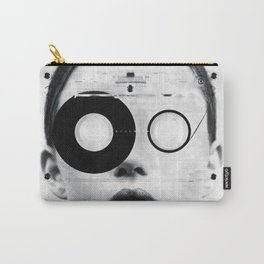 Contemporary past Carry-All Pouch