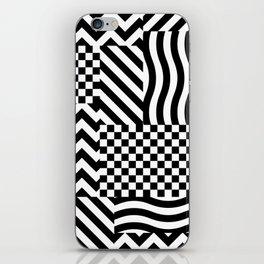 Dazzle 01 iPhone Skin