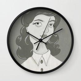 I play for keeps Wall Clock