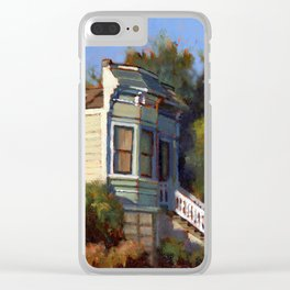 The Last House On The Left Clear iPhone Case