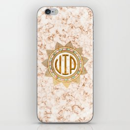 VIP – Gold multicolor iPhone Skin