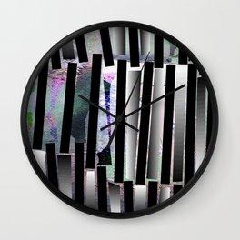 Continuum light Wall Clock