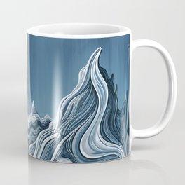 'Mountain Flow' Coffee Mug