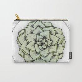 Sempervivum Carry-All Pouch