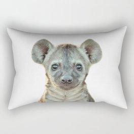 Baby Hyena Rectangular Pillow