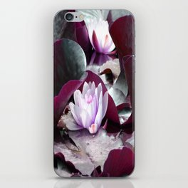 Waterlily Escape iPhone Skin