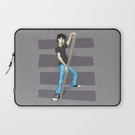 """They call him """"Fingers"""" Laptop Sleeve"""
