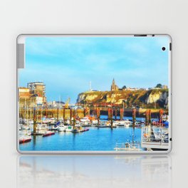 Dieppe Harbour Laptop & iPad Skin