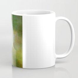 Dandelion Wishes Yellow Coffee Mug