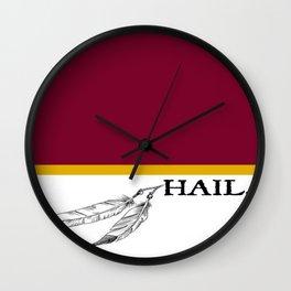 HTTR Wall Clock