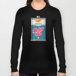 vintage gas can Long Sleeve T-shirt