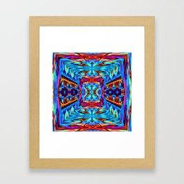 Pattern-285 Framed Art Print