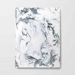 light side Metal Print