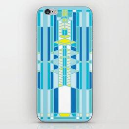 FL Wright Design iPhone Skin