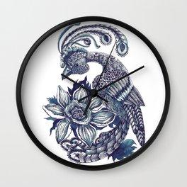 hoopoeho Wall Clock