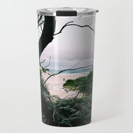 Ocean View, Squeaky Beach, Victoria, Australia Travel Mug