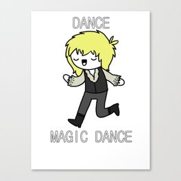 Magic Dance Canvas Print