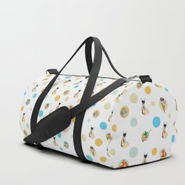 Italian Food Collection Duffle Bag