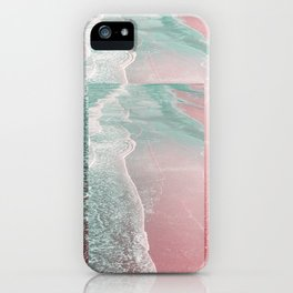 Pink Sands iPhone Case