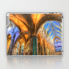 The Cathedral Atmosphere Laptop & iPad Skin