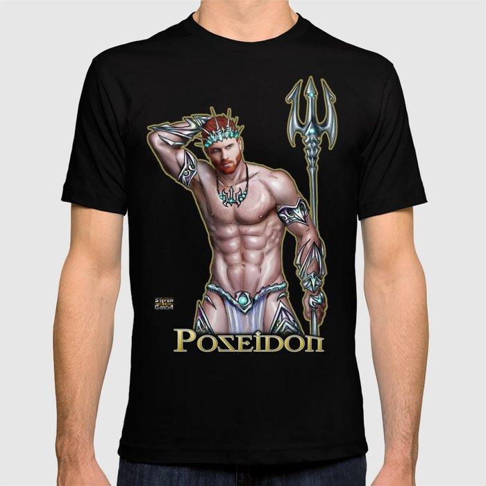 Poseidon (Seth Fornea) T-shirt