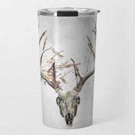 King of the Forrest - Trophy Buck - Deer Travel Mug