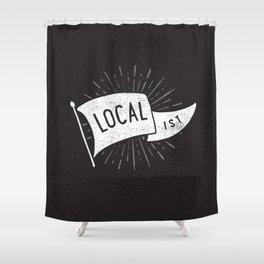Localist Shower Curtain