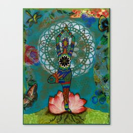 Root 2 Rise Canvas Print