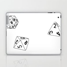 Dungeons and Dragons Dice Laptop & iPad Skin